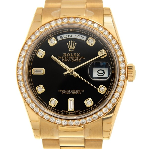 Đồng Hồ Nam Rolex1102 Day-Date Automatic 118348-0024 bán chạy