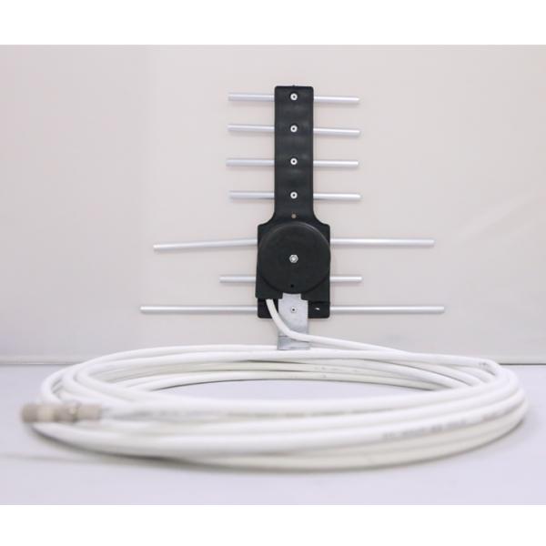 Bảng giá Ăng Ten TiVi thu sóng DVB T2 Ngoài Trời - Kèm Dây Cáp Dài 12m Điện máy Pico