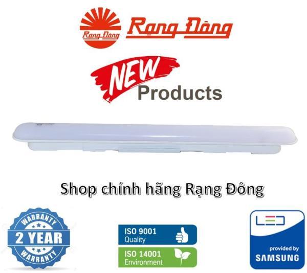 [Lấy mã giảm thêm 30%]Đèn LED ốp trần/tường Rạng Đông 25W double wing kiểu dáng chất lượng Hàn Quốc chipLED Samsung bảo hành 2 năm Mới