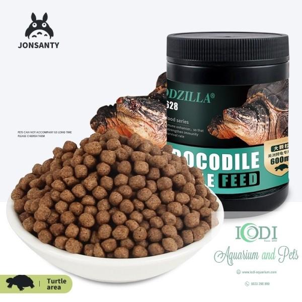 Thức ăn cho rùa cá sấu JONSANTY Crocodile Turtle Feed CST627