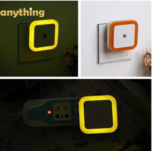 Đèn ngủ cảm biến cảm biến ánh sáng (tối tự sáng)
