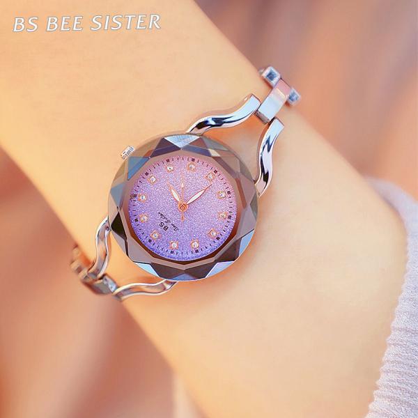 Đồng hồ nữ BS BEE SISTER EBALA LẮC TAY Xinh Đẹp + Tặng kèm Pin ĐH dự phòng bán chạy