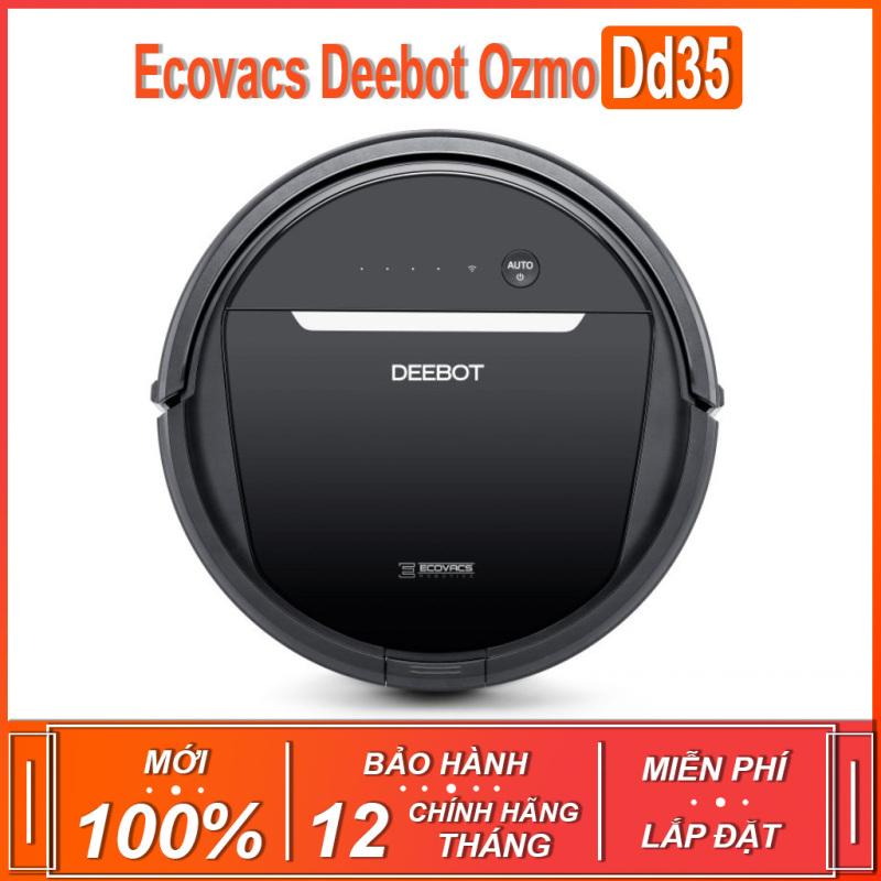 Robot hút bụi , lau nhà thông minh Ecovacs Deebot Ozmo Dd35 ( BẢO HÀNH 12 THÁNG )