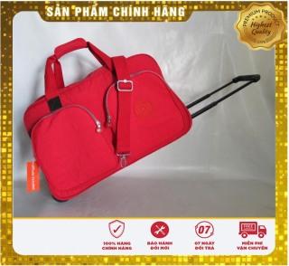 KIPLING Túi du lịch cần kéo vải dù siêu nhẹ, chống thấm nước, dễ dàng vệ sinh vết bẩn thumbnail