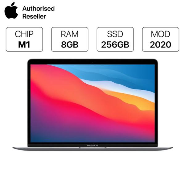 Bảng giá MACBOOK AIR 2020 13 M1 8GB/256GB (CTY) (Full VAT) - Chip ARM - New Chính hãng Phong Vũ