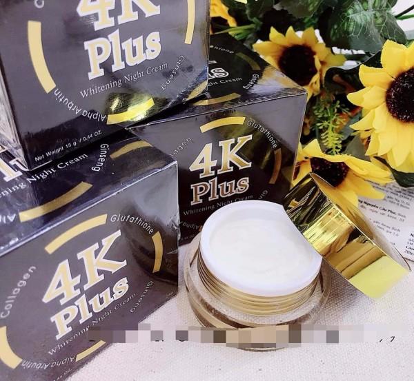 Kem 4k Plus  Thái Lan giá rẻ