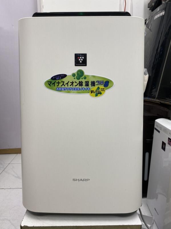 Máy lọc không khí Shap KC-E50 ( Date 2015 ) có cảm biến bụi mịn PM 2.2