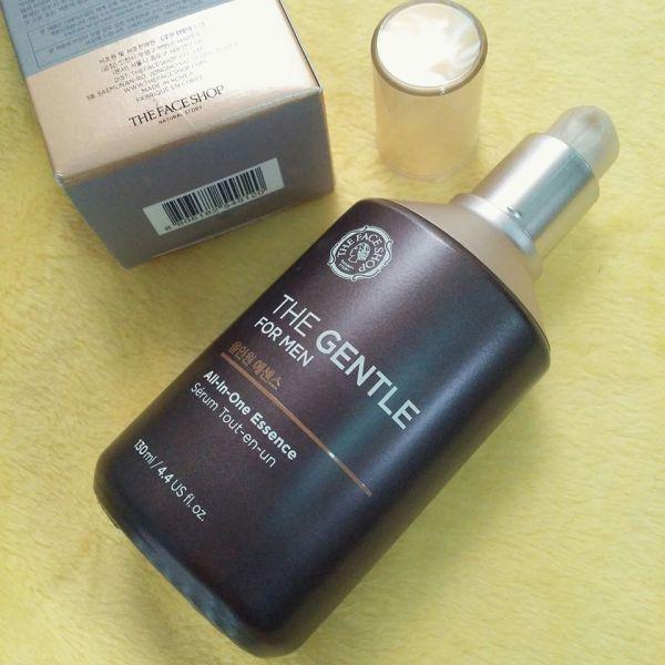 Serum dưỡng da nam The Gentle For Men The Face Shop nhập khẩu