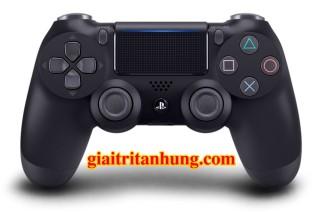 Tay Cầm PS4 Slim DualShock 4 - Trắng CH Bảo hành 12 Tháng thumbnail
