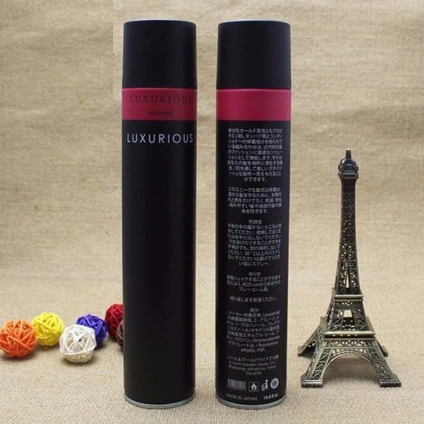 Gôm xịt tóc Luxurious 320ml   Keo vuốt tóc giá rẻ