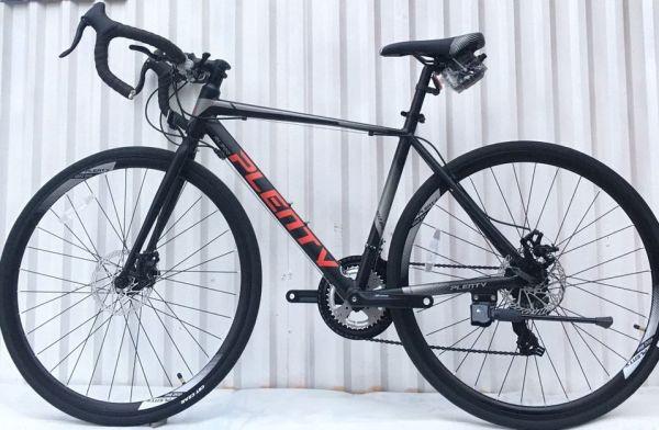 Mua xe đạp đua xe đường phố crooky đi cực nhẹ cực êm ái