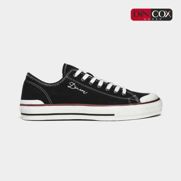 Giày Sneaker Dincox Unisex D21 Black giá rẻ