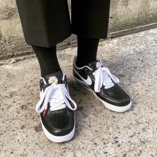 Giày Nike Air Force 1 Paranoidse - Giày sneaker hoa cúc Peaceminusone Full size nam nữ 6