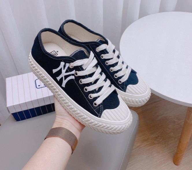 Giày Bata Nữ Thời Trang Phối Chữ Siêu Hot giá rẻ