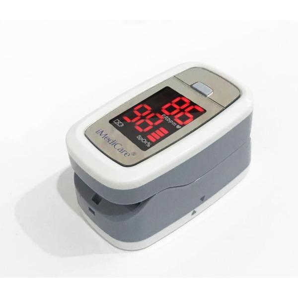 Máy đo nồng độ OXY trong máu và NHỊP TIM SPO2 Imedicare A3 - Dự kiến giao 24/6