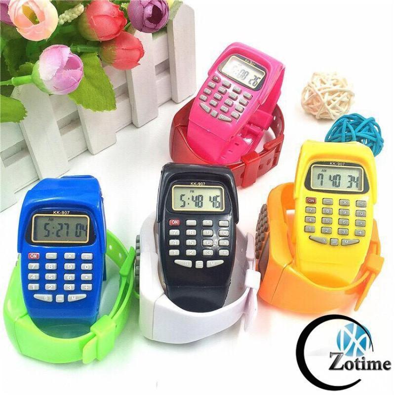 Nơi bán Đồng hồ trẻ em điện tử thông minh kết hợp máy tính Sports ZO76