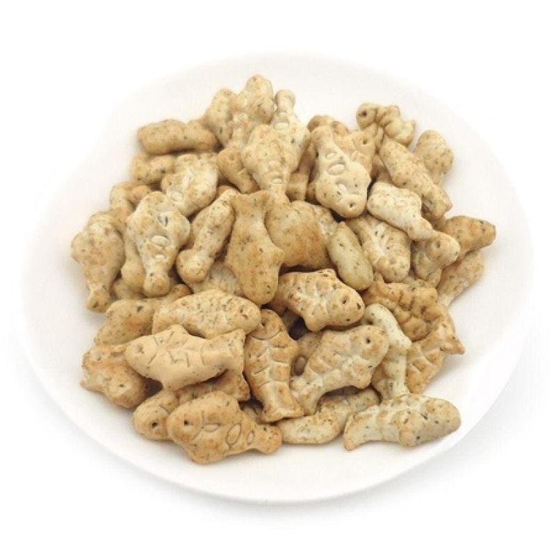 Bánh Thưởng Luscious Cao Cấp Cho Mèo Cưng Thức Ăn Huấn Luyên Thú Cưng Hộp 80Gr Mùi Vị Thơm Ngon