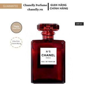 Nước Hoa Nữ Chanel No5 Đỏ EDP 100ml Chính Hãng Thơm Lâu 24h thumbnail