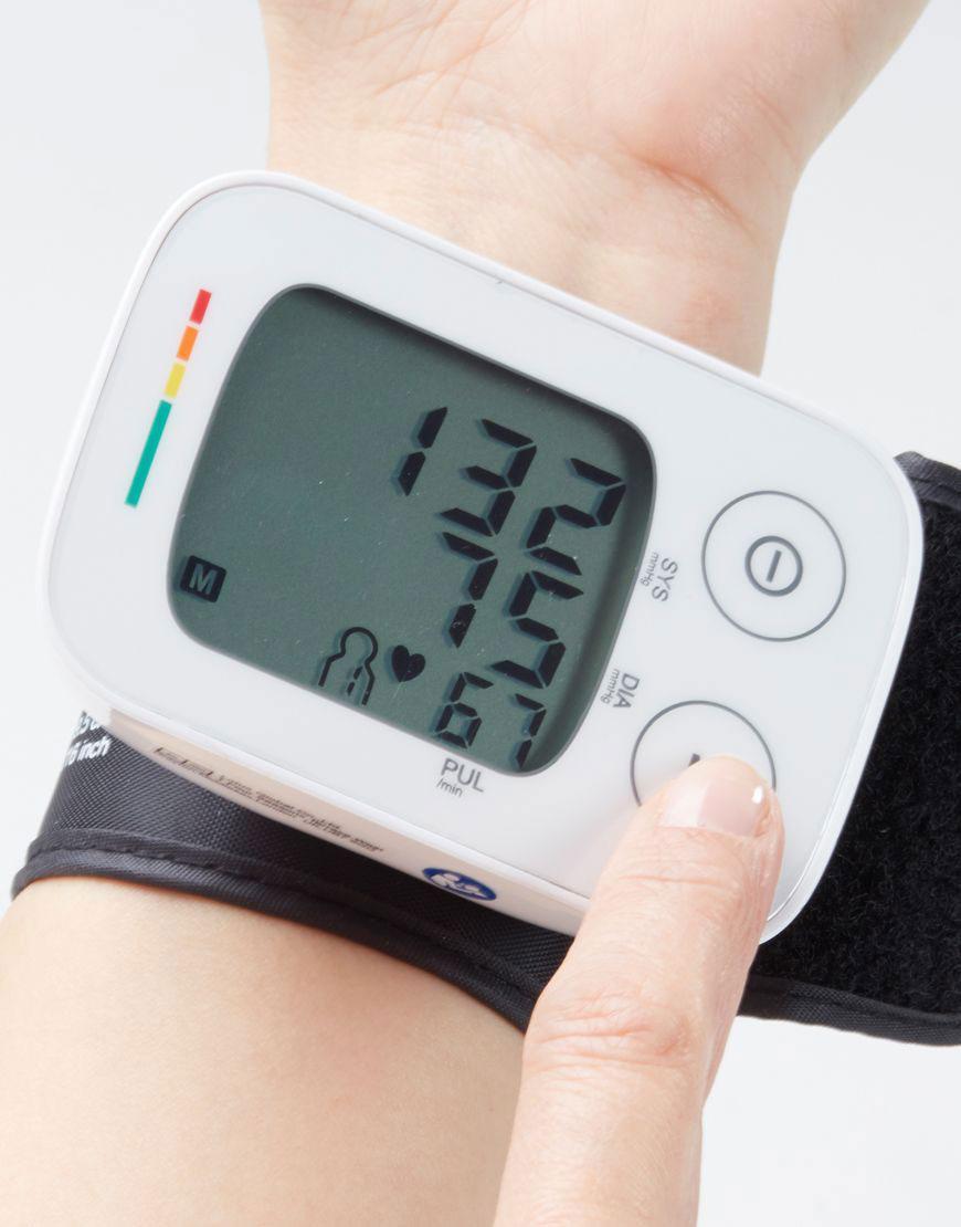Máy đo huyết áp cổ tay Lanaform WBPM-100 nhập khẩu