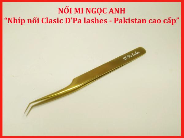 Nhíp L45, nhíp DPa lashes cao cấp, nhíp tách, nối,gắp mi Pakistan cao cấp. Nhíp classic cao cấp.