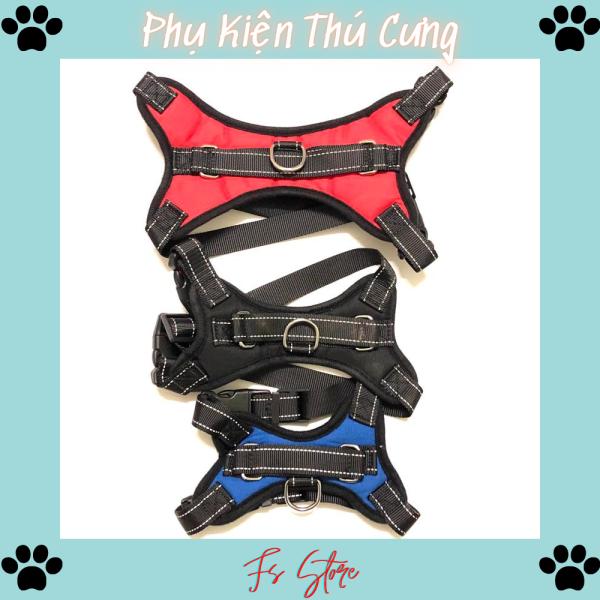 Phụ Kiện Cho Chó, Yếm Ngực, Đai Ngực Loại Tốt dành cho chó mèo từ 5kg - 30kg, Y3