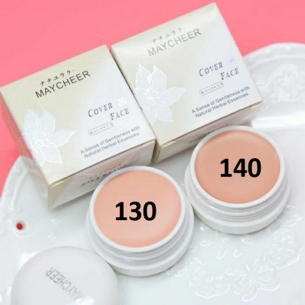 Kem che khuyết điểm Maycheer Cover Face 20g cao cấp
