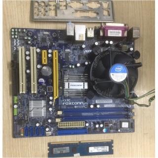 Combo main foxcon g31 + ram 2gb + cpu e7500 + quạt - main + 4gb +e7500 cam kết sản phẩm đúng mô tả chất lượng đảm bảo an toàn đến sức khỏe người sử dụng thumbnail