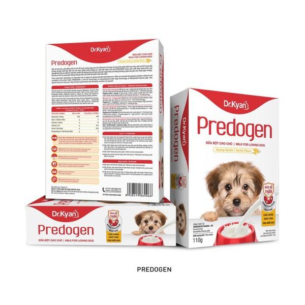 Sữa bột cho chó mèo Dr.Kyan Predogen- Hộp 110g