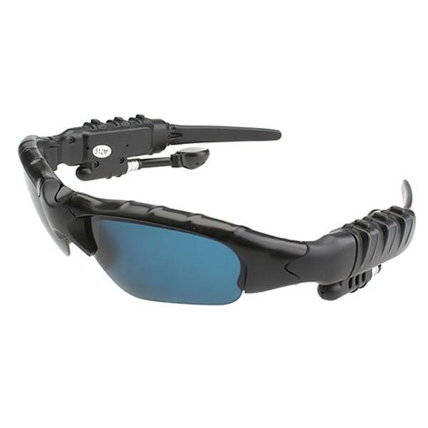 Giá [SALE GIÁ SỐC] Mắt kính Bluetooth Sport Grown Tech V4.1 AT120 (Đen)