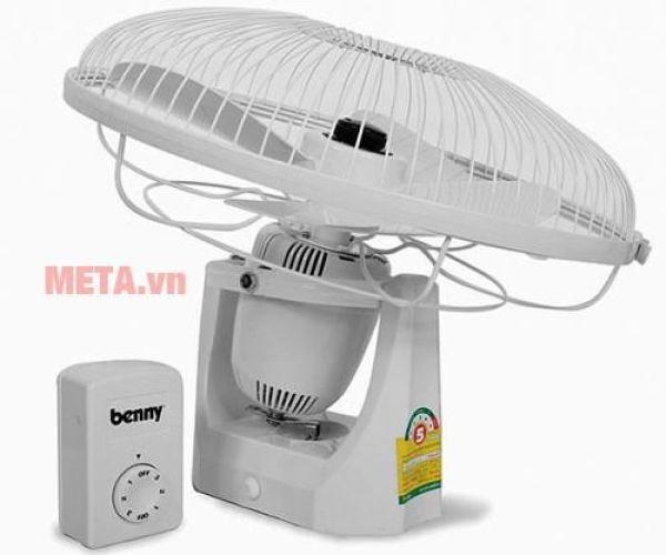 Quạt đảo trần Benny BFC43 -màu trắng