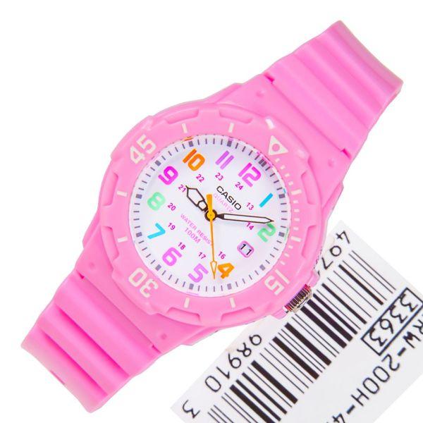 Nơi bán Đồng hồ nữ dây nhựa Casio LRW-200H-4B2vdf