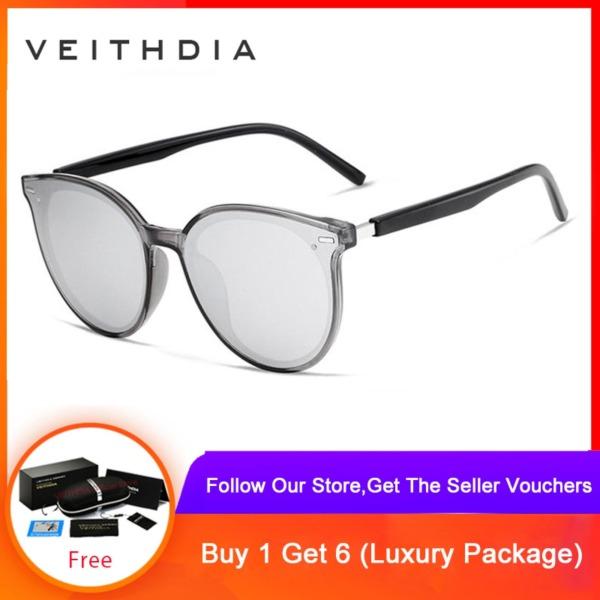 Mua VEITHDIA Photochromic Womens Sunglasses Polarized Lens Day Night Dual Sun Glasses Women 8520