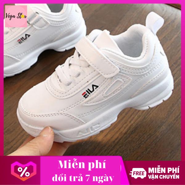 Giá bán Giày sneaker nữ / giày thể thao nữ cho bé gái, giày thể thao bé  gái hàng loại đẹp size từ 21 đến 25