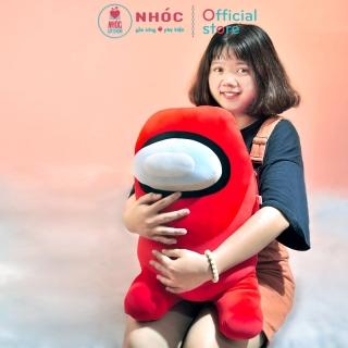 Gấu Bông Game Among Us 3D Among Us Kích Cỡ Cực Đại Cao Cấp Lông Mịn Đẹp TC - NHÓC thumbnail