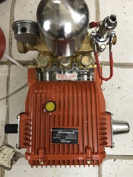 Đầu rửa xe áp lực Hikari 69 , 3HP, xi lanh 30mm,40-60 lít phút
