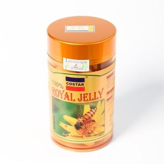Sữa Ong Chúa Costar Royal Jelly Soft Gel Capsules 1450mg (100 viên) thumbnail