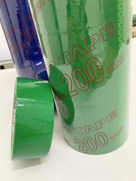 Mua Cuộn băng keo gói hàng nhiều màu loại 200Y ff24