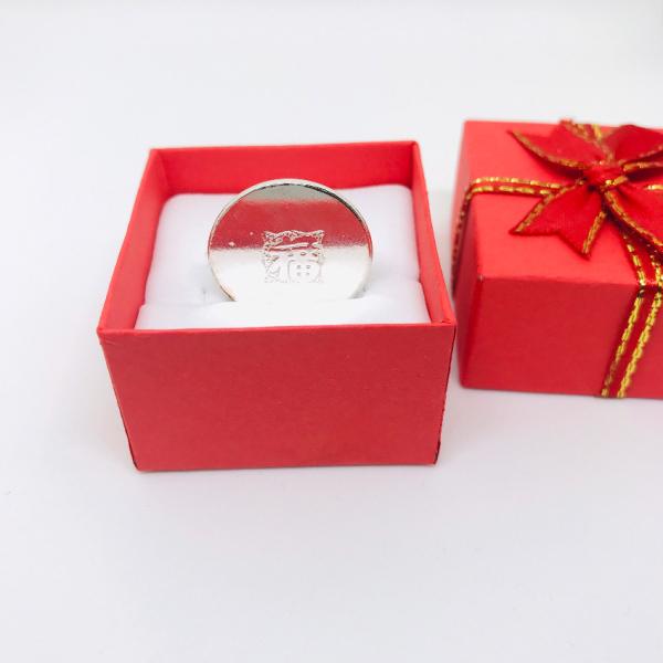 Đồng xu bạc cạo gió [FREESHIP T9] Bạc S925 Đường kính 2.0cm #AZDX001- Azone 24h Đồng xu bạc Đồng xu bạc đánh gió