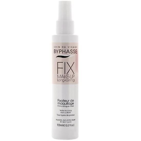 Xịt Khóa Nền Byphasse Fix Make Up Long Lasting 150ML - Xịt Khóa Nền Byphasse nhập khẩu