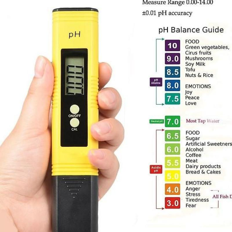 Máy đo PH của nước PH-02