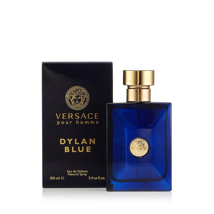 NƯỚC HOA VERSACE - Pour Homme Dylan Blue EDT - 200ML cao cấp