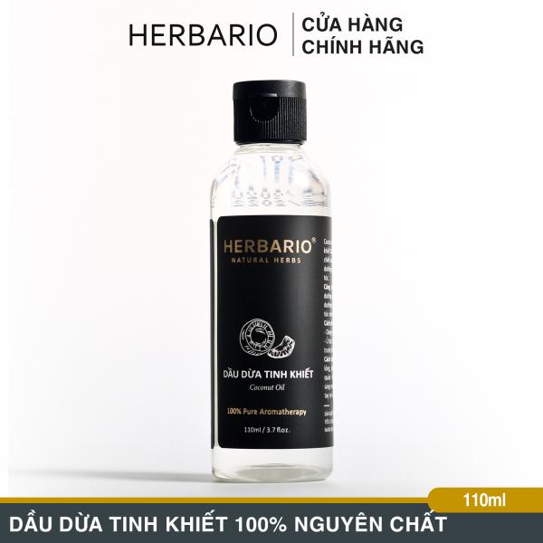 Dầu dừa tinh khiết herbario 110ml