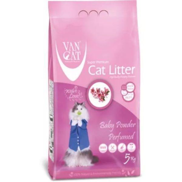 Cát vệ sinh mèo Van Cat