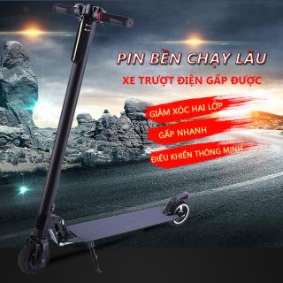 Xe Scooter xe trượt điện mini có thể gấp thanh thiếu niên nam nữ đi làm đi học tiện lợi Tops Market thumbnail