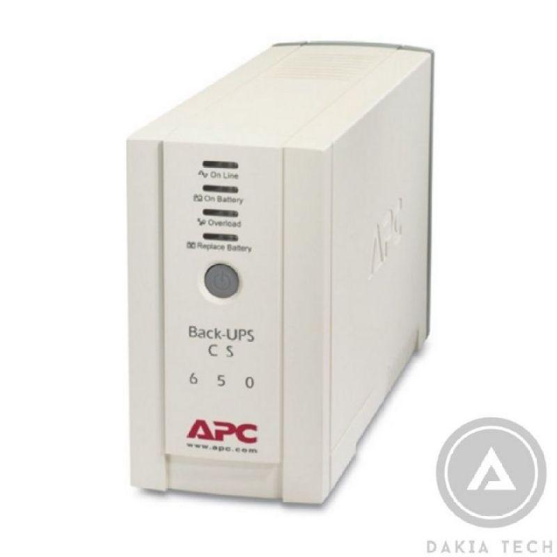 Bảng giá Bộ Lưu Điện UPS APC BK650-AS 650VA/400W Phong Vũ