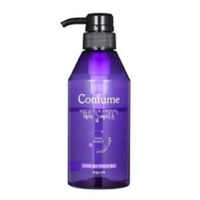 Gel Lỏng Tạo Kiểu Tóc Mềm  Confume hair glaze 400ml giá rẻ