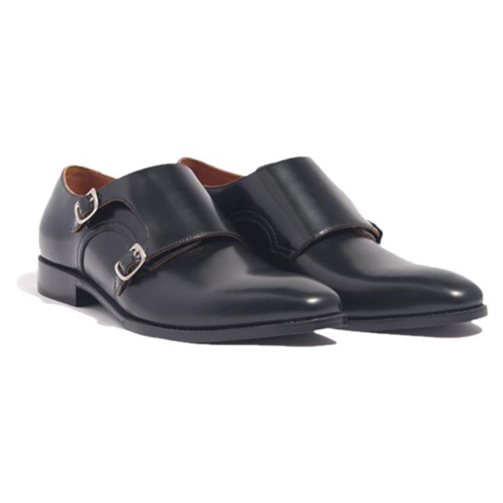 Giày Tây Nam Da Bò Cao Cấp Banuli da Patent, form Châu Âu H1DS1P0BL
