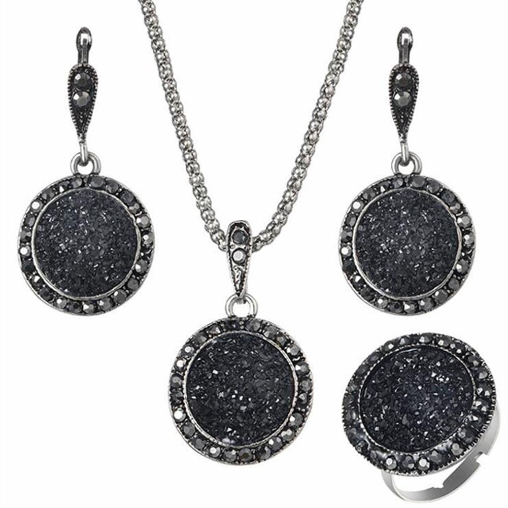 37d579a8ef2a3 Baby Blue Stones Rhinestones Chandelier Earrings NWT My Posh