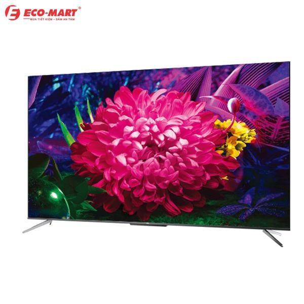 Bảng giá [Trả góp 0%]Tivi TCL 55 inch Smart tivi 4K 55C715