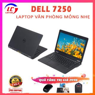 Laptop Gaming Giá Rẻ Dell Latitude 7250, i5-5300U, VGA Intel HD 5500, Màn 12.5 HD, Laptop Dell, Laptop i5, Laptop Chơi Game thumbnail